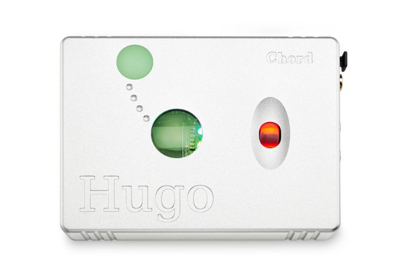Chord Hugo DAC and Headphone Amplifier