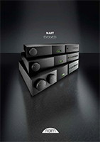 Naim Audio Integrated Amplifier Brochure