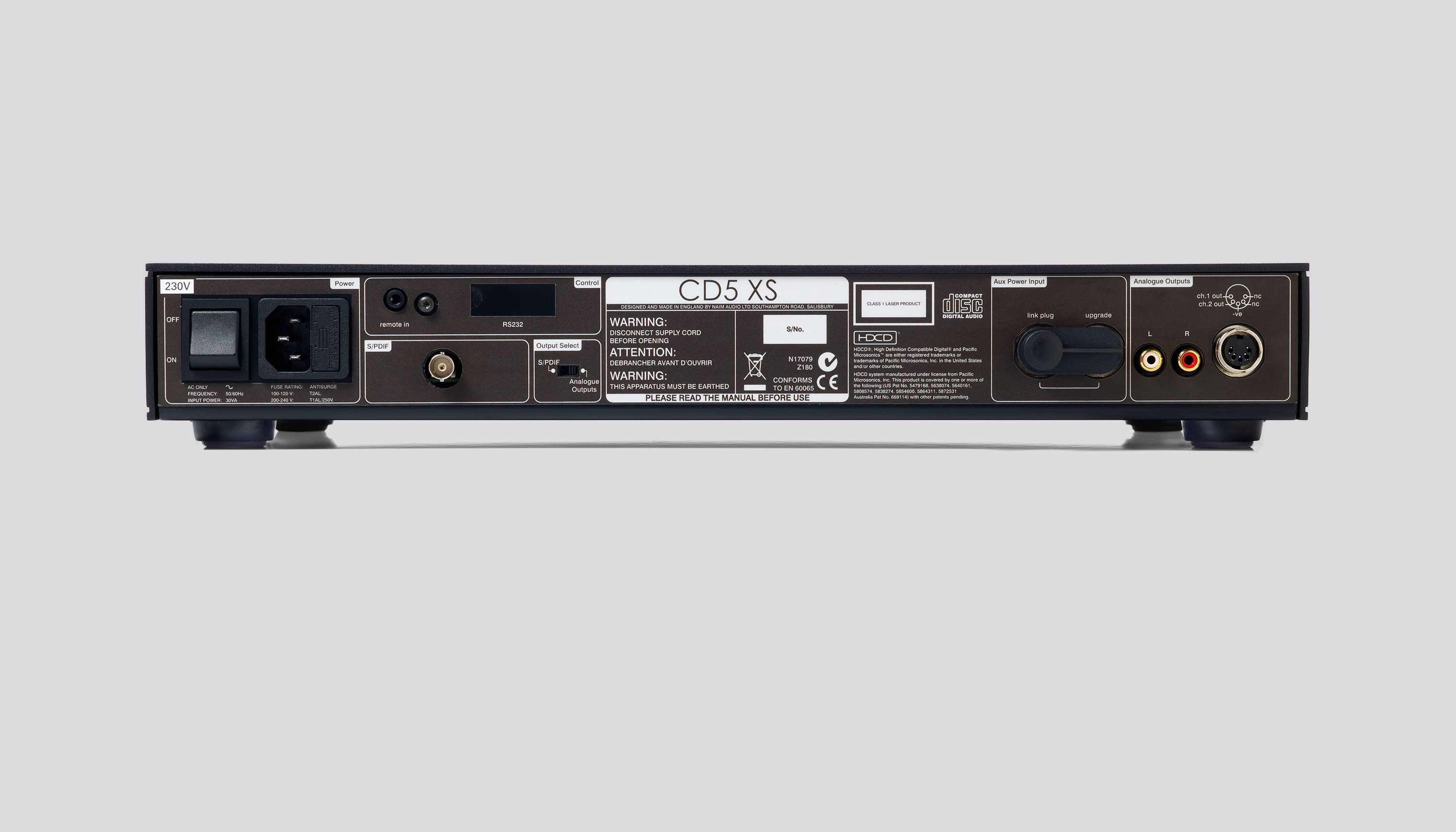 Naim CD5 XS CD Player