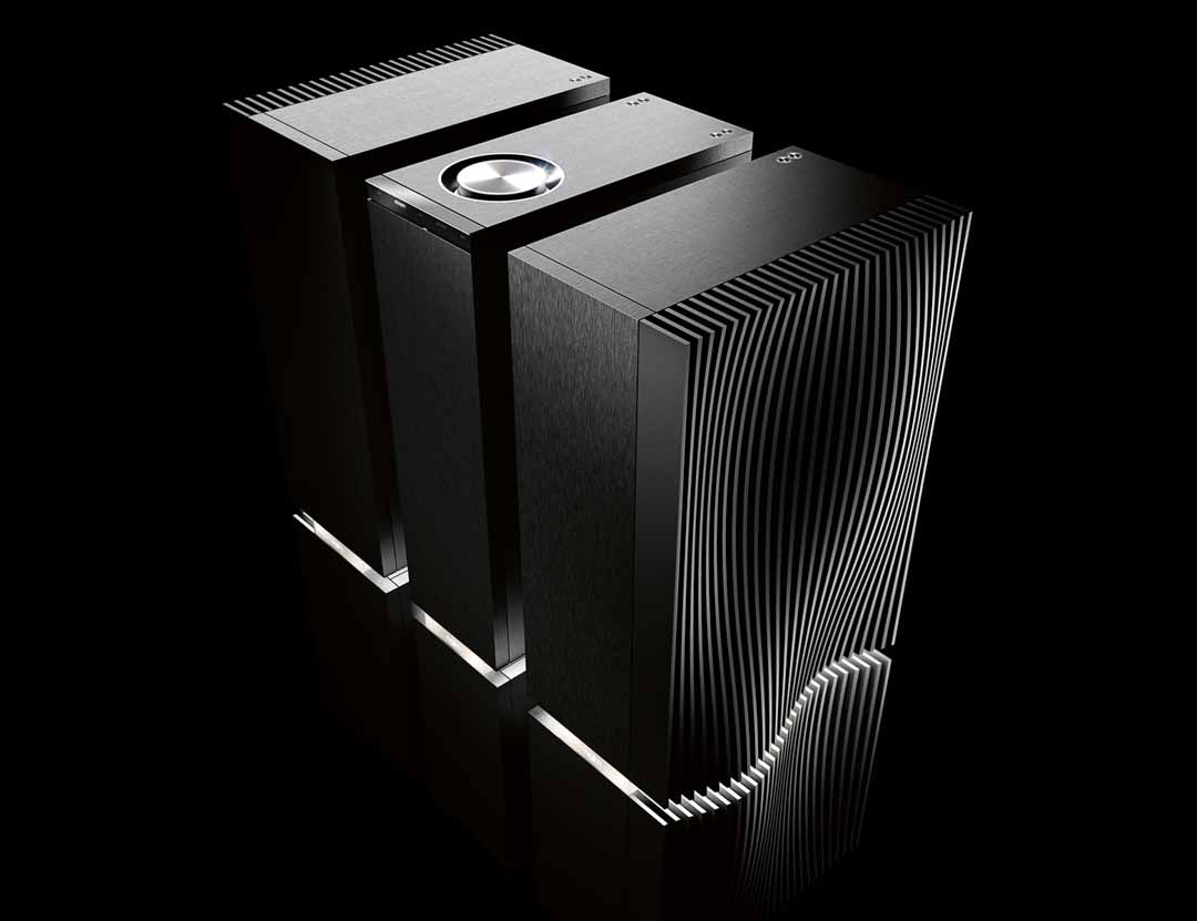 Naim Statement NAP S1 Power Amplifier
