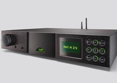 Naim Streaming Preamplifiers