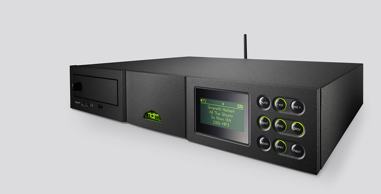 Seattle Tune Hi-Fi Naim Uniti 2 All-In-One Player