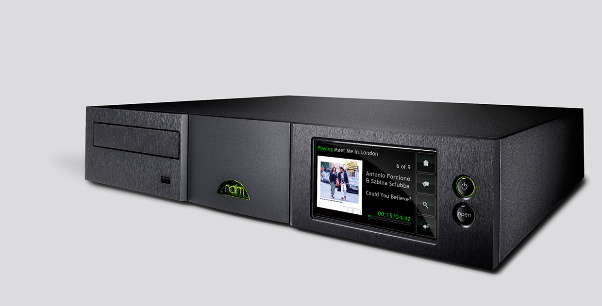 Seattle Tune Hi-Fi Naim HDX Hard Disk Player