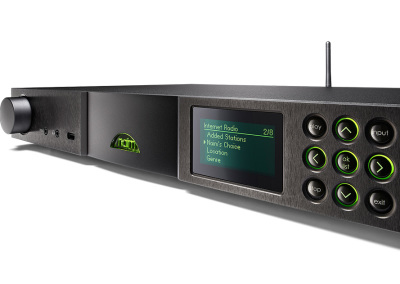 Naim NAC-N 172 XS Streaming Preamplifier