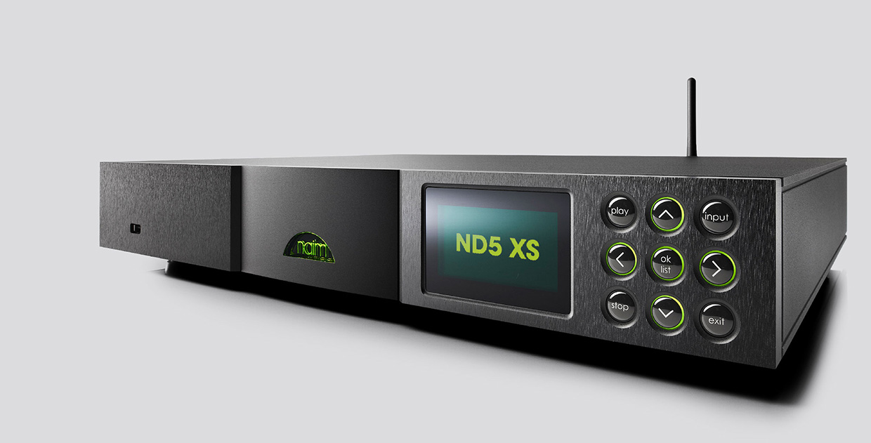 Seattle Naim ND5 XS Network Player Tune Hi-Fi (3/4)