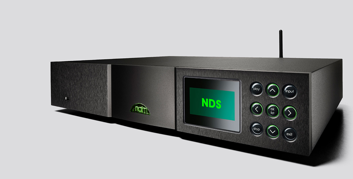 Seattle Naim NDS Network Player Tune Hi-Fi (3/4)
