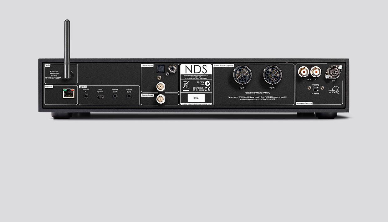 Seattle Naim NDS Network Player Tune Hi-Fi (Back)