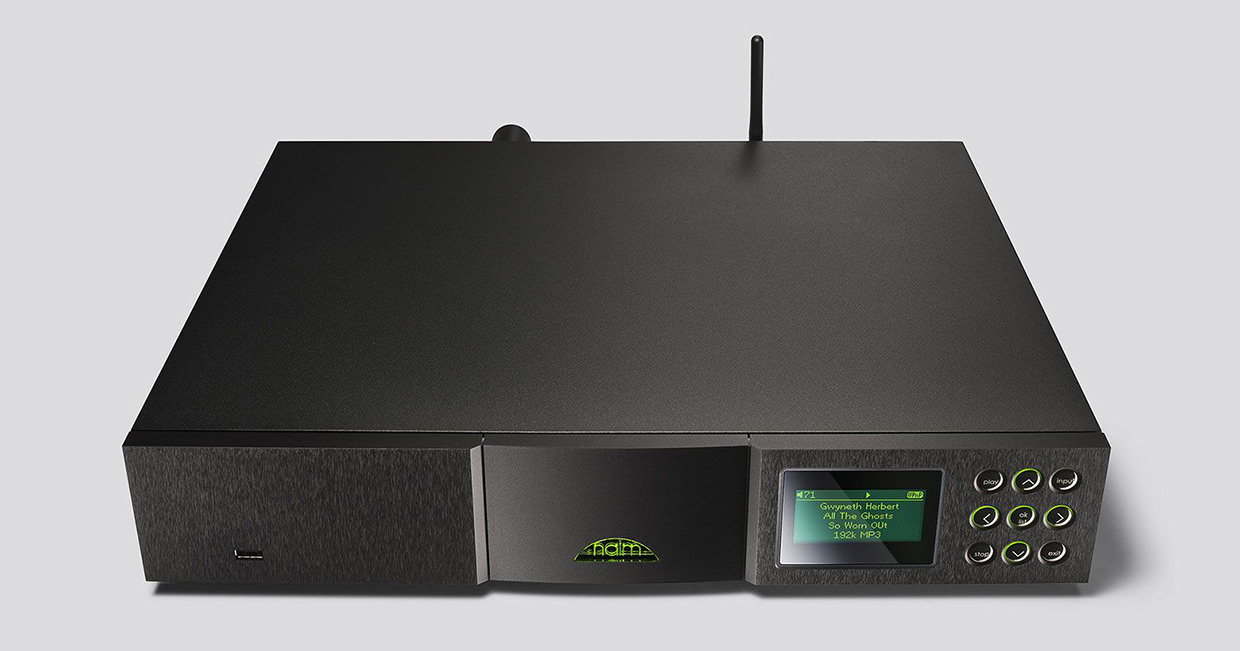 Seattle Naim NDS Network Player Tune Hi-Fi