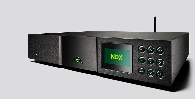 Seattle Naim NDX Network Player Tune Hi-Fi (3/4)