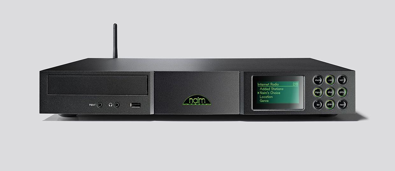 Seattle Tune Hi-Fi—Naim SuperUniti Player (Front)