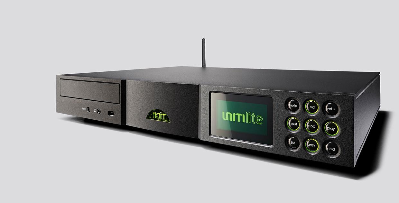 Seattle Tune Hi-Fi Naim UnitiLite All-In-One Player