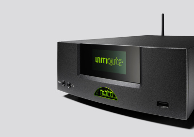 Naim UnitiQute 2 All-In-One Player (SPECIAL!)