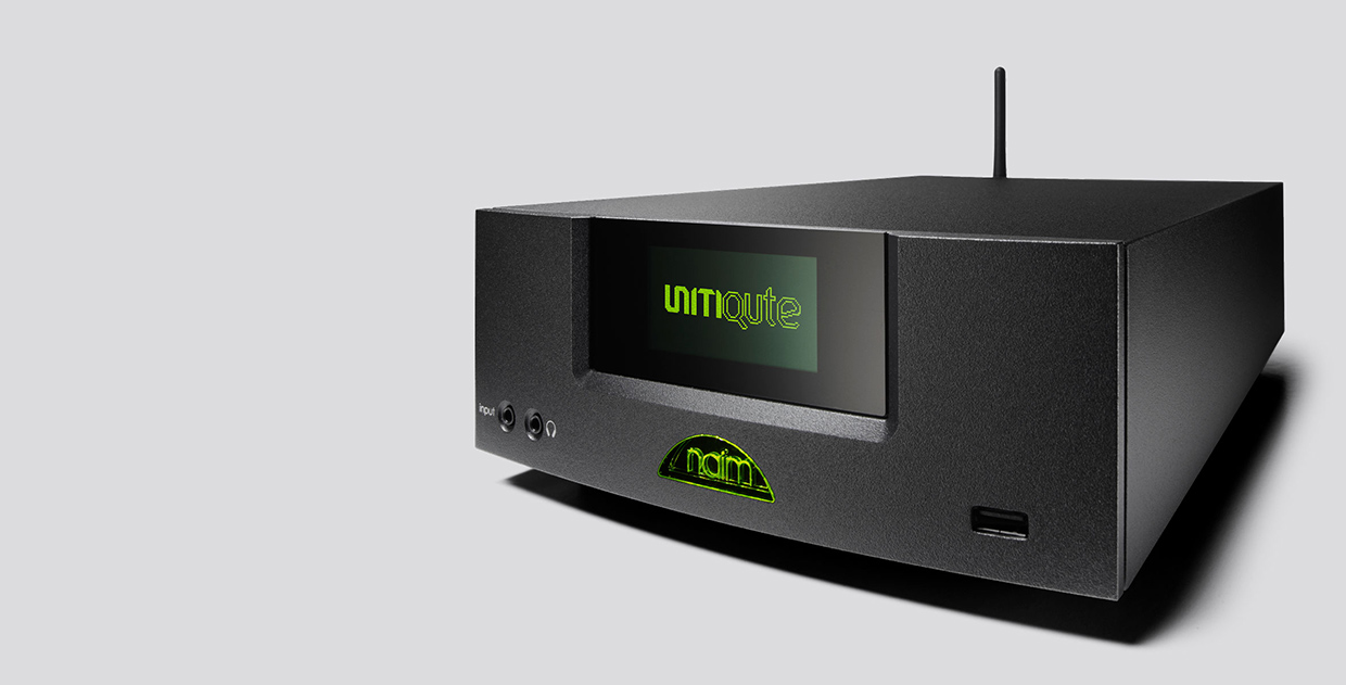 Seattle Tune Hi-Fi Naim SuperUniti All-In-One Player