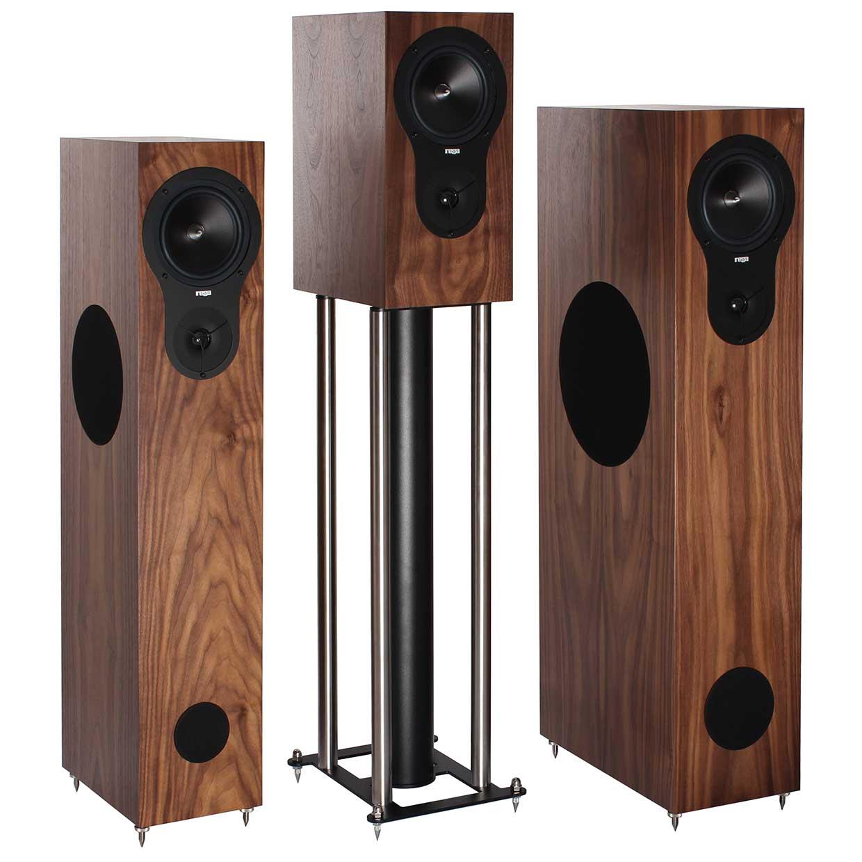 seattle rega rx speaker line