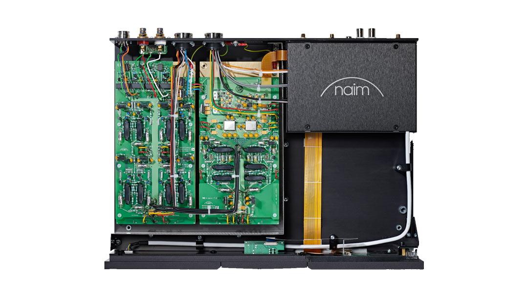 Naim ND 555 (interior)