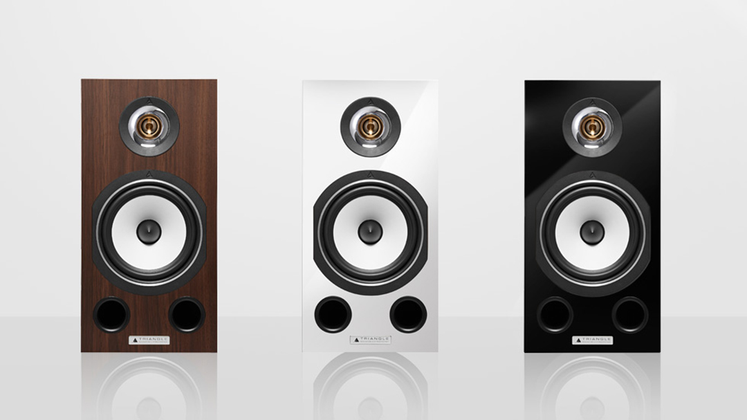 Seattle and Minnesota authorized dealer Triangle Comete speakers