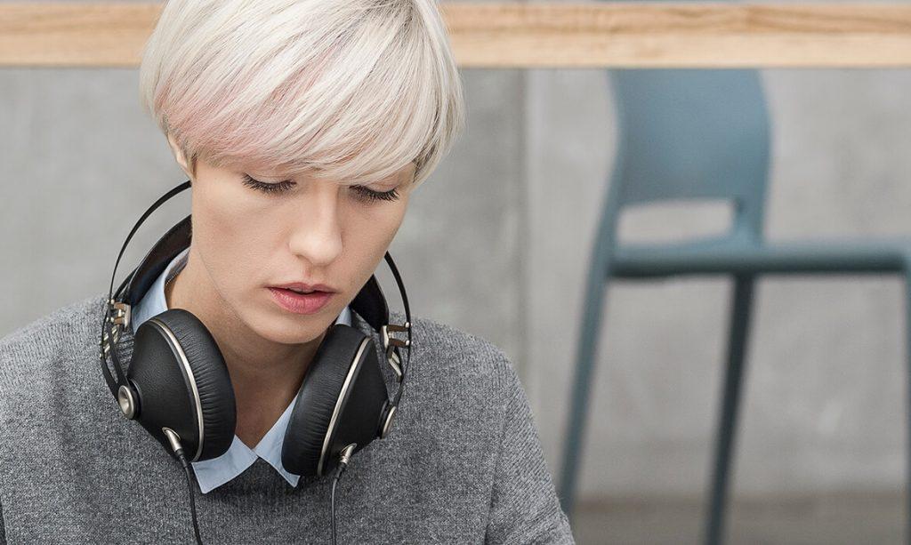 Meze 99 Neo Headphones lifestyle 2