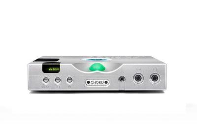Seattle Chord Chord HUGO TT 2 DAC, preamplifier & headphone amplifier front view