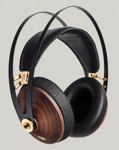 Seattle Meze Audio 99 Classics Walnut Silver headphones authorized dealer