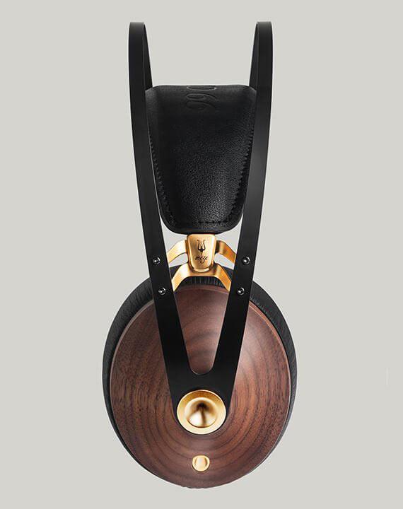 Seattle Meze Audio 99 Classics Walnut Silver headphones authorized dealer side