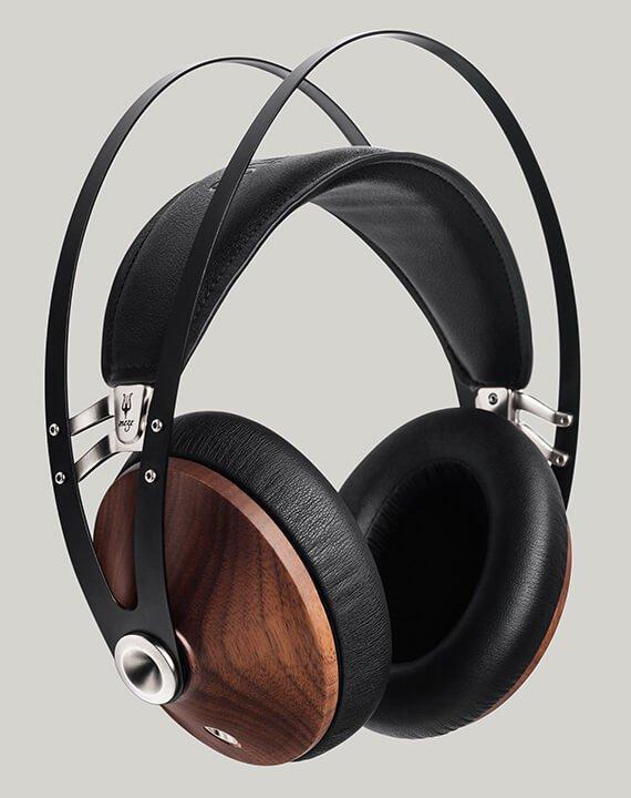 Seattle Meze Audio 99 Classics Walnut Silver headphones authorized dealer