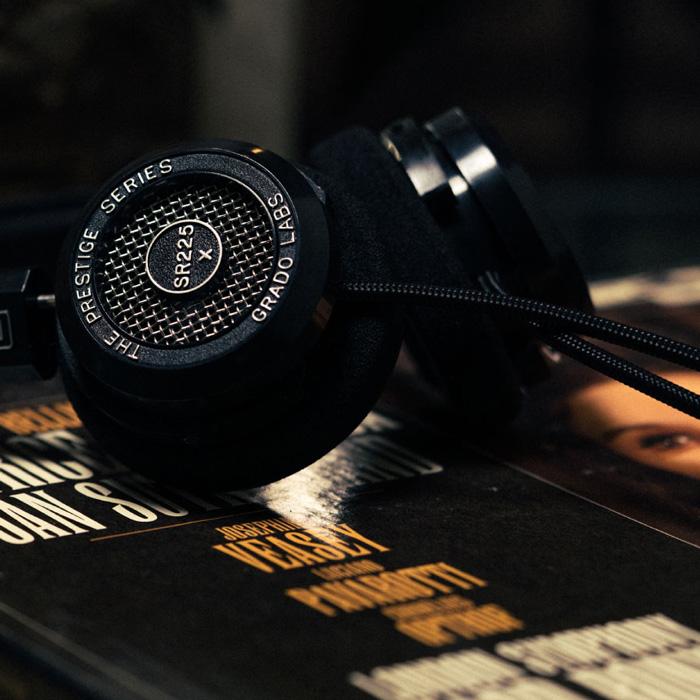 grado sr225x headphones